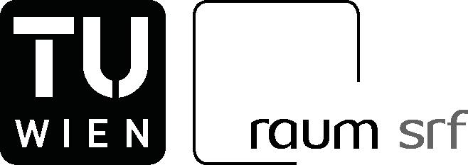 Logo SRF TU Wien Dep Raumplanung